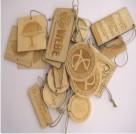 Etichete speciale din lemn