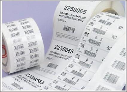 etichete adezive - bar code