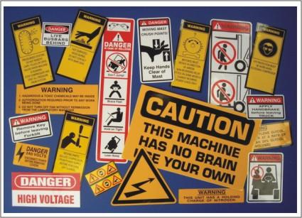 etichete adezive de identificare si securitate